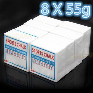 Gym Sports Chalk Athletics Weight Climbing Lifting Gymnastic Magnesium Carbonate