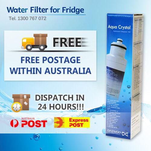 FRIDGE FILTERS  FOR  SMEG  FRIDGE SR620X WHE7670sa Aqua Crystal FILTER