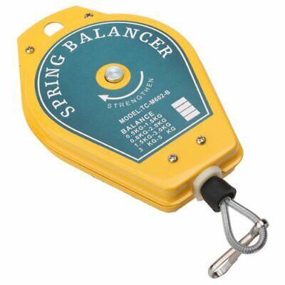 Spring Balancer 1.5-3kg Tool Fixtures Holder Hanging For Assembly-line Retrac...