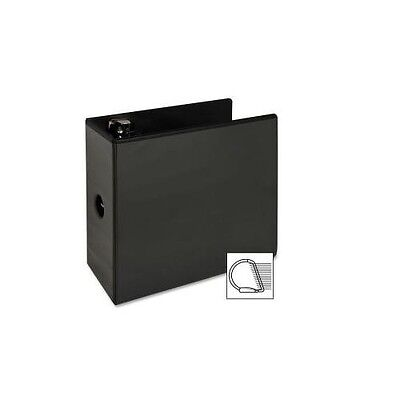 Lot Of 4 5 Inch Black D Ring View Binders - New 3 Ring View Binders