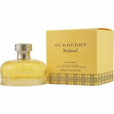 $26.89 - Burberry Weekend by Burberry 3.3 / 3.4 oz EDP Perfume for Women