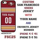 49ers iPhone 4S Cover