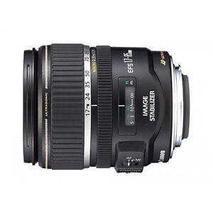 Canon EF-S 17-85mm f/4-5.6 IS USM Standard Zoom Lens Abbotsford Yarra Area Preview