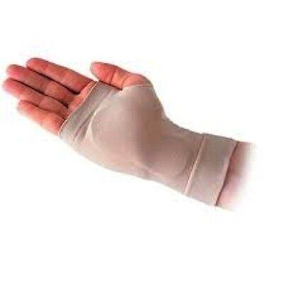 Silipos Hand Gel Sleeves Carpal Gel Sleeve Latex Free 14115/14125/14135/14145 Ea