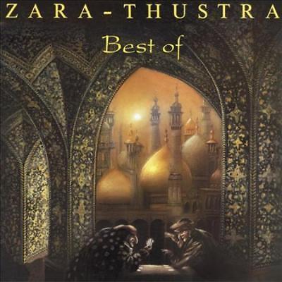 ZARA-THUSTRA (PROG-ROCK) - THE BEST OF ZARA-THUSTRA [DIGIPAK] NEW