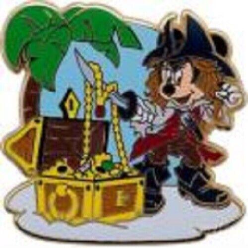 Disney Pin - DCL - Disney Cruise Line - Pirate Minnie