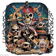 Pirate Iron on Transfers