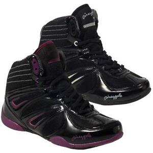 LADIES-PINEAPPLE-HI-TOPS-TRAINERS-GIRLS-ANKLE-BASKETBALL-SCHOOL-BOOTS-SHOES-SIZE