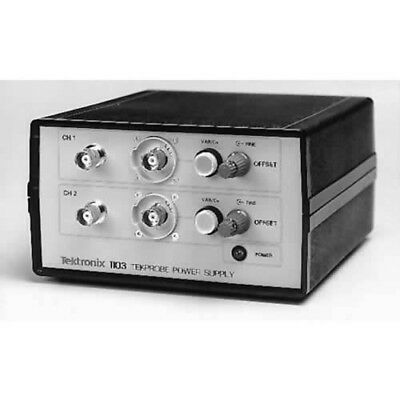 Tektronix 1103 Tekprobe Probe Power Supply