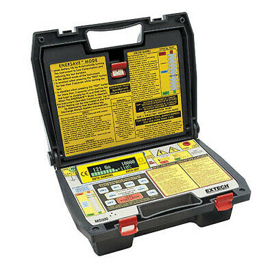 Extech Mg500 High Voltage Insulation Tester
