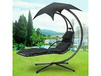 Helicopter swinging lounger