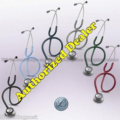 3m Littmann Classic Ii Pediatric Stethoscope 3 Year Warranty Nib