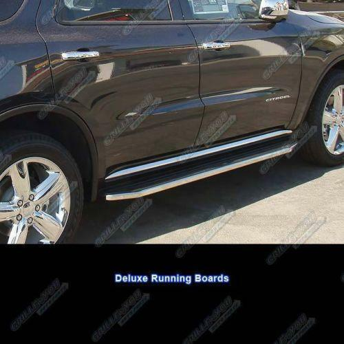 Dodge Durango Side Steps Ebay