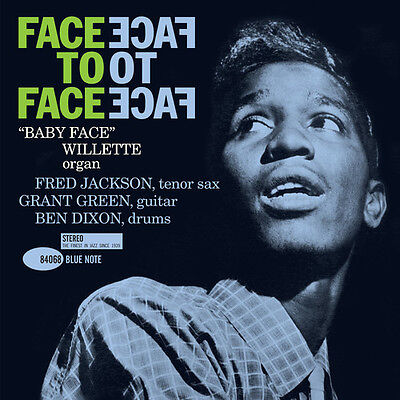 Baby Face Willette   Baby Face  New Vinyl  Spain   Import
