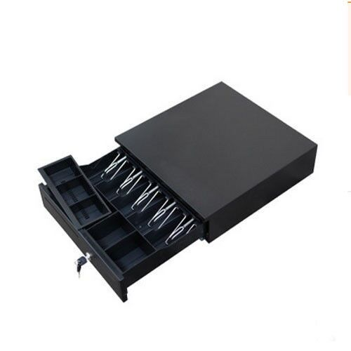 New 5 Bill 5 Coin Cash Drawer Box Works Compatible Epson/star Pos Printers