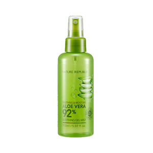 Nature-Republic-calmante-y-la-humedad-Aloe-Vera-92-Calmante-Gel-Mist-150ml