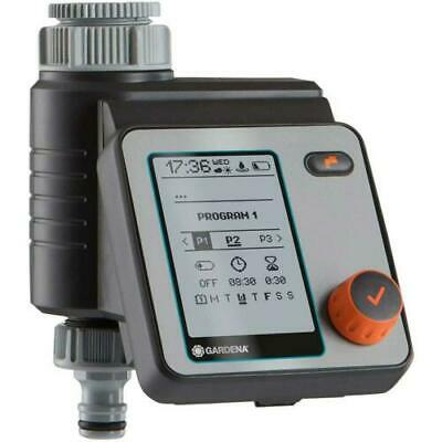Gardena Water Now Control Master Automatic System - 6 Schedules & Safe Stop Tech