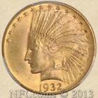1932 Indian 10 Gold