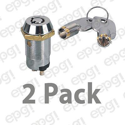 Key Switch Onoff Includes 2 Round Keys Ks1-2pk