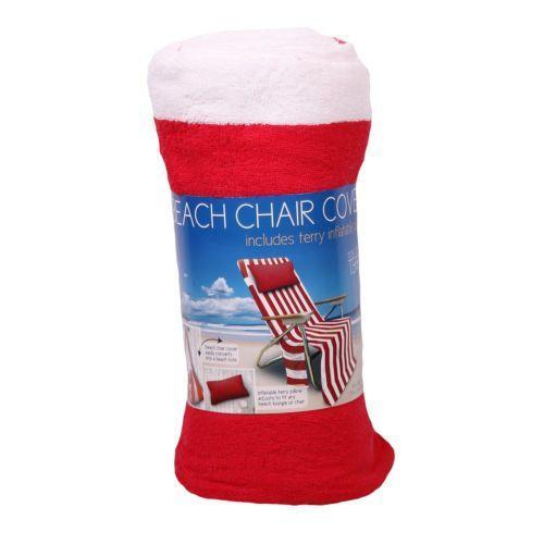 Beach chair cover ebay for Bahama towel chaise cover
