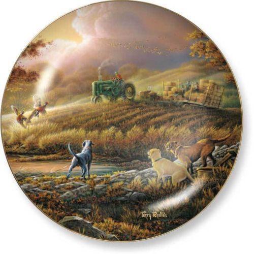 John Deere Ledger Plates : John deere collector plates ebay
