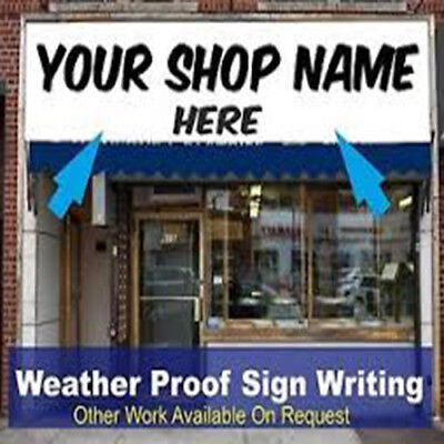 Custom Lettering, Shop, Front,  Window / Wall  / Sign,  Graphics / Decals