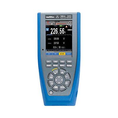 Aemc Mtx 3293 2154.04 Digital Multimeter Trms 100000ct Graphical
