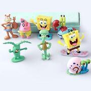 Spongebob Action Figures