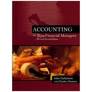 ACCOUNTING FOR NON-FINANCIAL MANAGERS (Revised 2nd Edition)