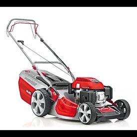 """Al-ko 21"""" power drive lawnmower £19.31 per month lawn mower 5 year warranty alko"""