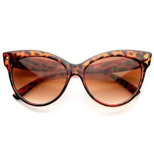 326f95c8a8 Oversized Cat Eye Sunglasses