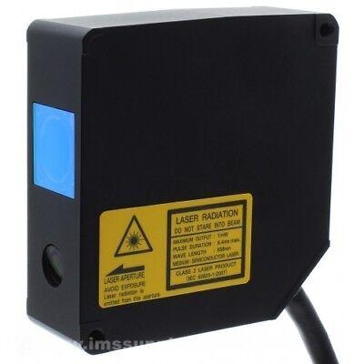 Optex Cd5-w150 Laser Measurement Sensor 110 To 190mm Range Wide Mfgd