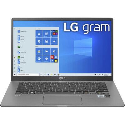 "Usado, LG Gram 14 Ultrabook: Core i7-1065G7, 256GB SSD, 8GB RAM, 14"" Full HD Display comprar usado  Enviando para Brazil"