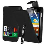 Samsung Galaxy Ace S5830 Leather Flip Case
