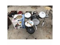 First Act Discovery Junior Kids Drum Kit Delivery Available