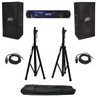 Peavey DJ Equipment Packages with Amplifiers