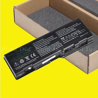 Inspiron Xps Laptop (Laptop Battery for Dell Inspiron 6000 9200 9300 9400 XPS M170 E1705 U4873)