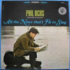 Phil Ochs Folk Vinyl Records