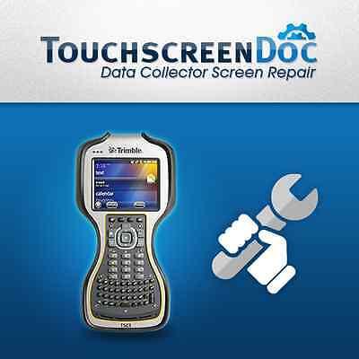 Trimble Tsc3 Ranger 3 - Lcd Touch Screen Replacement Repair Service