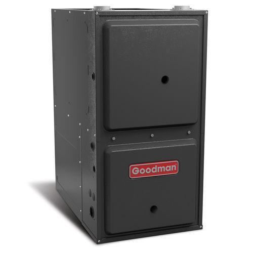 Goodman 96% 120,000 BTU Multi Speed Downflow Propane LP Gas