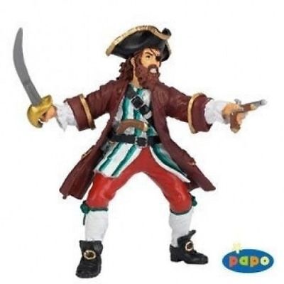 Papo Barbarossa - Pirate Toy - Action Figures by Papo new with -