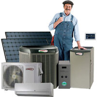 Air conditioner A/C ON Sale from $1800 GoodMan Carrier & LENNOX