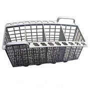 Slimline Dishwasher Cutlery Basket