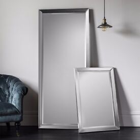New Modern 6 ft Luna Leaner Mirror back in stock Only £129 get yours today