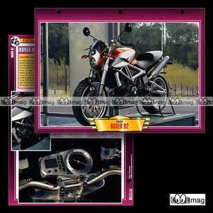 """#098.10 Fiche Moto BOXER B2 Modèle 2002 (Voxan) Boxer-Bike Motorcycle Card - France - État : Occasion : Objet ayant été utilisé. Consulter la description du vendeur pour avoir plus de détails sur les éventuelles imperfections. Commentaires du vendeur : """"Excellent état / Great condition"""" - France"""