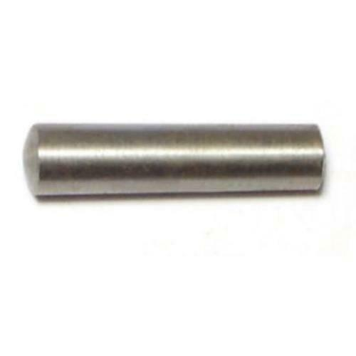 """#4 x 1"""" Zinc Plated Steel Taper Pins TPS-035 (6 pcs.)"""