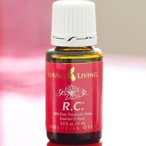 RC 15ML Young Living Essential Oil SINUS ALLERGY RELIEF: PEPPERMINT+ EUCALYPTUS+