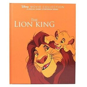 Disney Movie Collection The Lion King, Disney, New Book