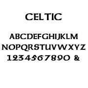 Celtic Stamp