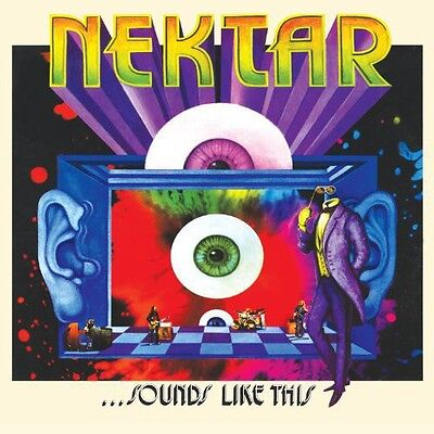 Nektar   Sounds Like This  New Vinyl
